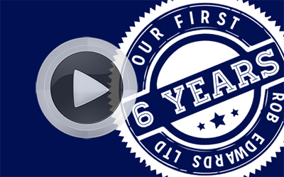 Our First 6 Years